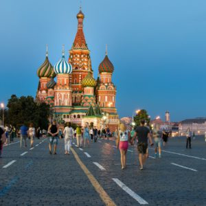 moscow, red square, russia