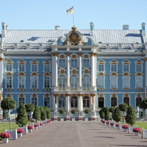 russia, sankt petersburg, catherine's palace