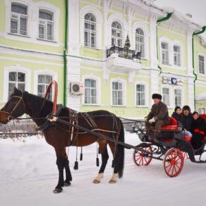 Тур в Красноярск